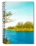 Scenic Branch Brook Park Spiral Notebook