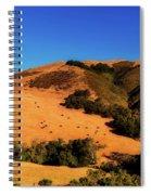 Scenic California Spiral Notebook