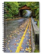 Scenic Drive 1 Spiral Notebook