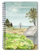 Scenic Maine   Spiral Notebook