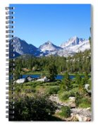 Scenic Mountain View Spiral Notebook