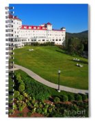 Scenic New England Spiral Notebook
