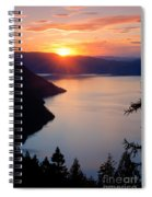 Scenic Pend Oreille Spiral Notebook