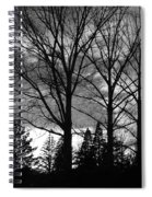 Scenic State Capital Spiral Notebook