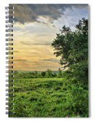 Scenic Sunday 2 Spiral Notebook