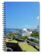 Scenic View Spiral Notebook