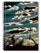 Scented By Day Dreams Spiral Notebook