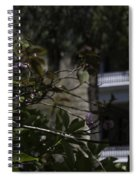 Scents Of The South Spiral Notebook
