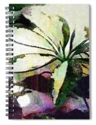 Schefflera Avant Garde Spiral Notebook