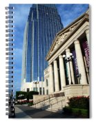 Schermerhorn Symphony Center Nashville Spiral Notebook