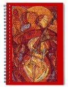 Scherzo Spiral Notebook