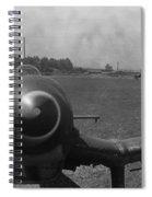 Schlachtgeschwader  Spiral Notebook