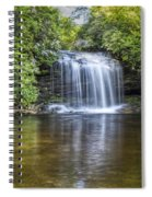 Schoolhouse Falls Spiral Notebook