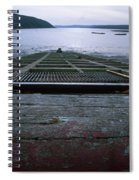 Schooner Bay - Point Reyes National Seashore Spiral Notebook