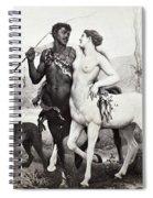 Schutzenberger Centaurs Spiral Notebook