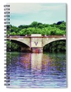 Schuylkill River Spiral Notebook