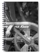 Schwinn Apple Krate Spiral Notebook