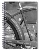 Schwinn Cycle Truck Spiral Notebook
