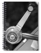 Schwinn Stik-shift Spiral Notebook