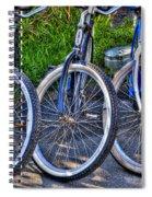 Schwinns Spiral Notebook