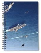 Scie Idriche Spiral Notebook