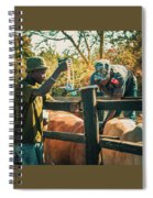 Science In Africa Spiral Notebook