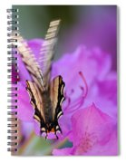 Scissorwings Spiral Notebook