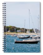Scituate Harbor Spiral Notebook