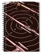 Scopes Of Military Precision  Spiral Notebook