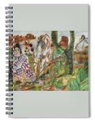 Scorpian Ridge Spiral Notebook