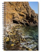 Scorpion Anchorage Spiral Notebook