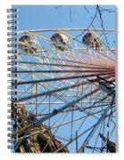 Scot Monument Edinburgh Spiral Notebook