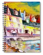 Scotland 04 Spiral Notebook
