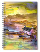 Scotland 11 Spiral Notebook