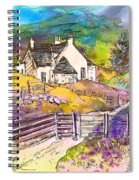 Scotland 16 Spiral Notebook