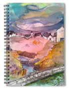 Scotland 17 Spiral Notebook