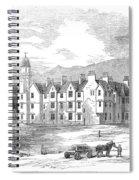 Scotland: Balmoral Castle Spiral Notebook