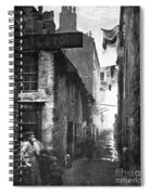 Scotland: Glasgow, 1868 Spiral Notebook