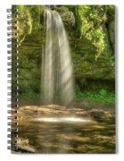 Scott Falls 4741 Spiral Notebook