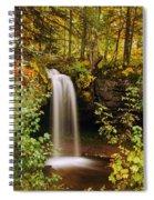 Scott Falls Spiral Notebook