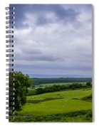 Scottish Countryside 1 Spiral Notebook