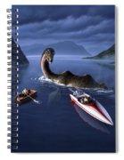 Scottish Cuisine Spiral Notebook
