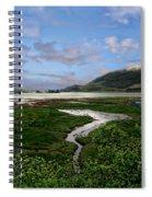 Scottish Highlands Spiral Notebook