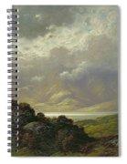 Scottish Landscape Spiral Notebook