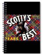 Scotty's Best Washington State Pears Spiral Notebook