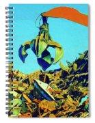 Scrap Spiral Notebook