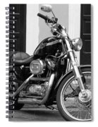 Screamin Eagle Spiral Notebook