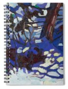 Scrub Red Cedar Spiral Notebook