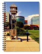 Sculpt Siouxland - Sioux City Spiral Notebook