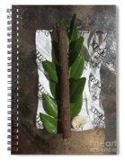 Sculpture #17, World Peace Spiral Notebook